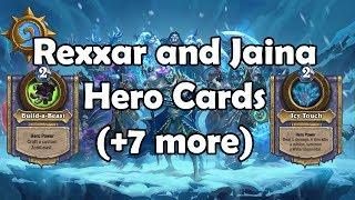 All of Knights of the Frozen Throne gameplay so far [Hearthstone, KotFT expansion]