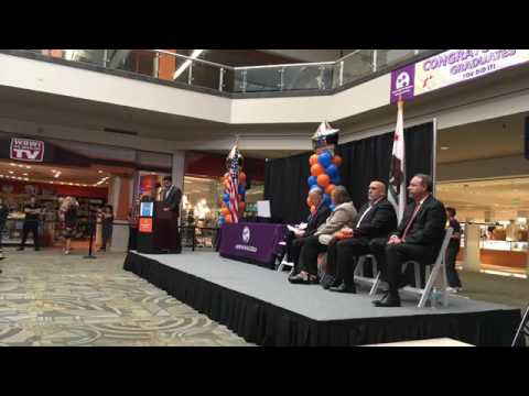 Simon Youth Academy at Westminster Mall Graduation 2017