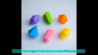 Origami Box Game