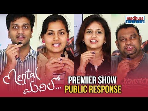Mental Madhilo Premier Show Public Response || Raj Kandukuri || Sree Vishnu || Nivetha Pethuraj