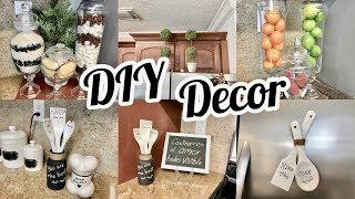 DECORACIONES JARRONES,TABLERO, PALAS PARTE 1 || DIY DECOR BONITAS, FACILES Y ECONOMICAS