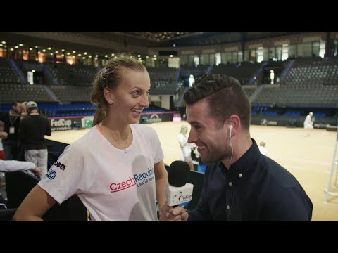 Fed Cup Awkward Reporter
