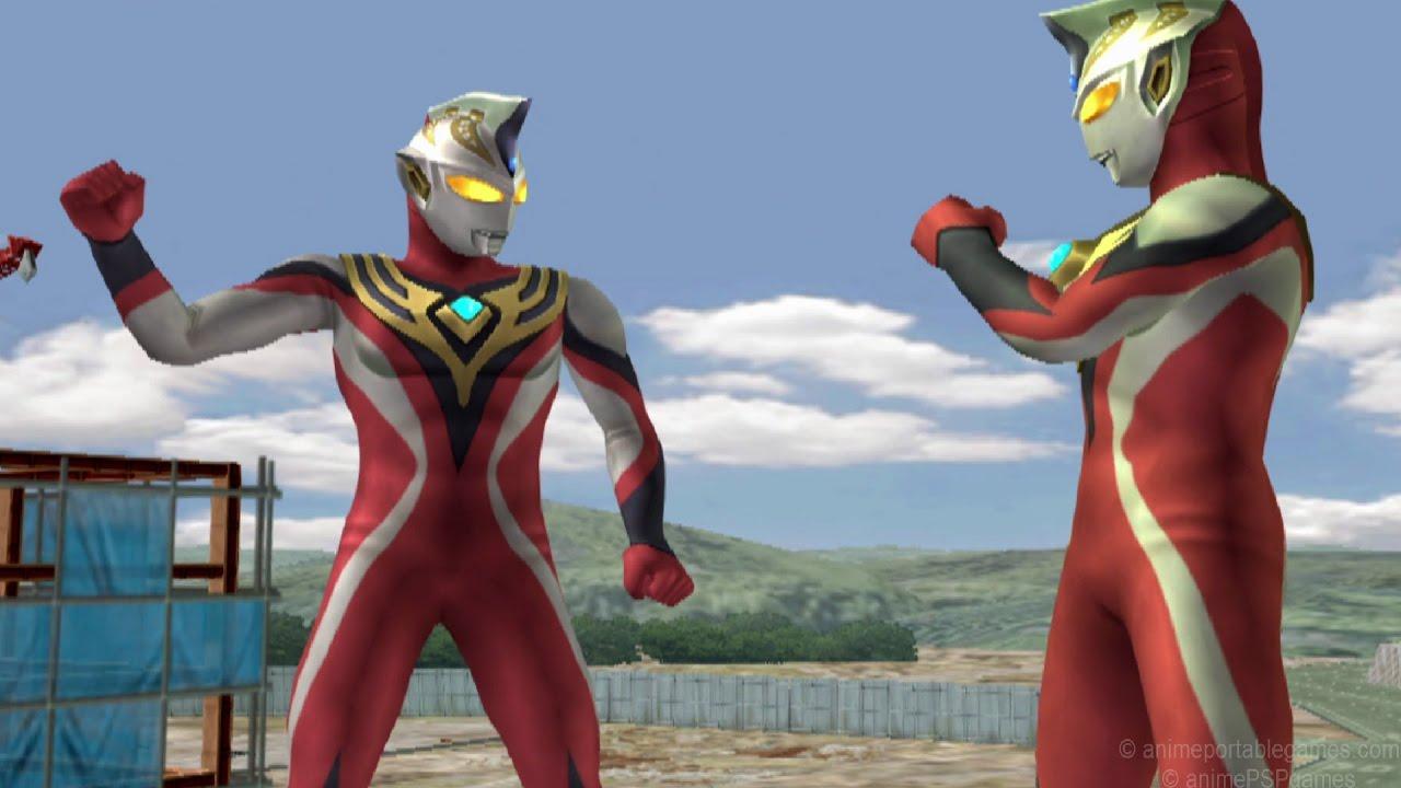 Ultraman Justice Crusher Mode Ultraman Justice Crush...