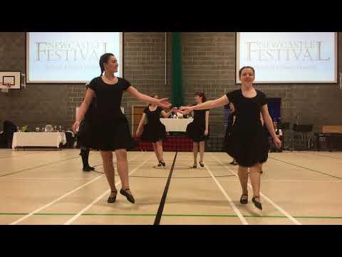 Newcastle 2017 Glasgow University Mixed Team