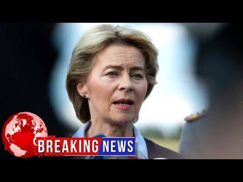 Who is Merkel ally Von der Leyen?