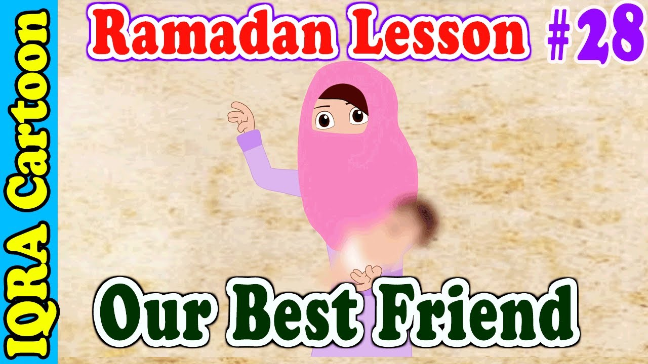 Our best friend || Prophet story Lesson || Islamic Cartoon for Kids || Prophet Stories IQRA Cartoon