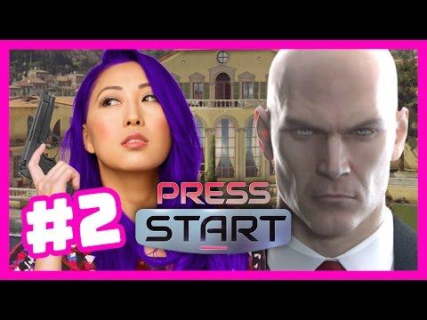 HITMAN 6 MAFIA JOB (Press Start)