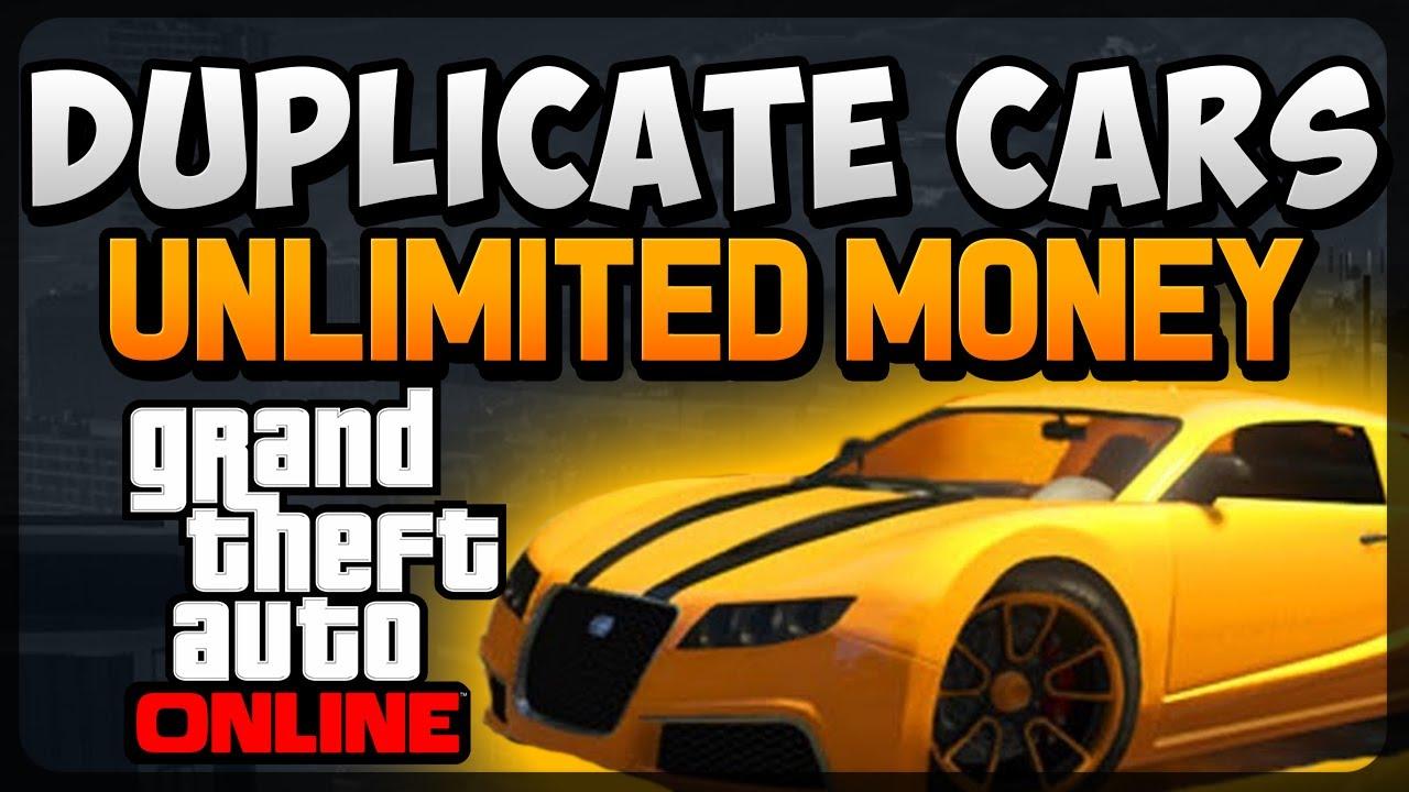Gta Online Car Duplication Glitch