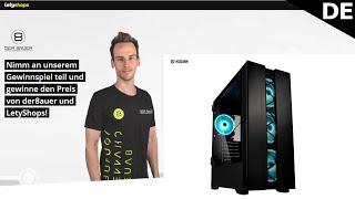 Wir verlosen ein 1000 € Gaming-System in Kooperation mit LetyShops - Teil 1/2: Komponenten-Auswahl