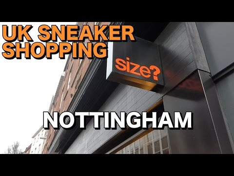 Uk Sneaker Shopping