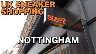 UK SNEAKER SHOPPING | Best Trainer Deals | Nottingham Shopping
