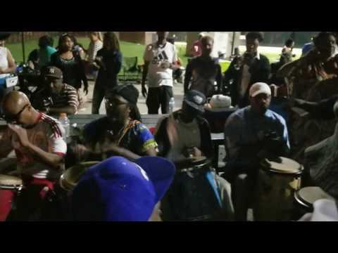 Panameños En Brooklyn Nueva York-Comparsa Campesinos