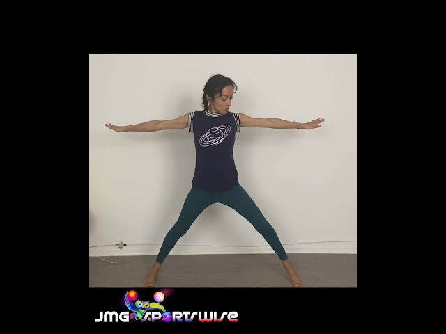 Myrna Yoga Warrior2