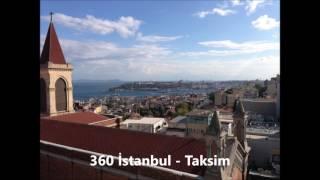 İstanbul'un Enn' Lüks | Manzaralı Restaurant'ları | İstanbul'un Enn'leri