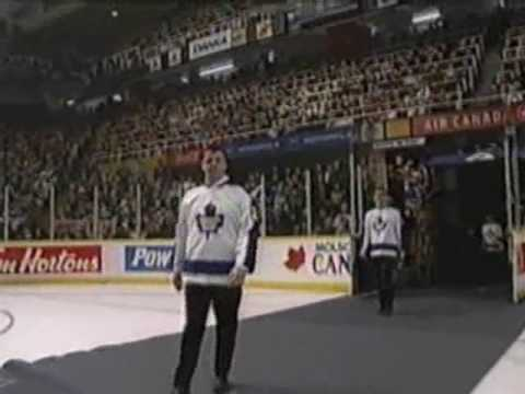 Maple Leaf Gardens - Closing Ceremonies Part 2 of 8