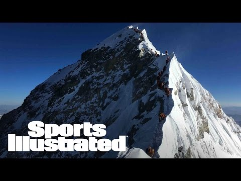 Chapter 4: Mount Everest Summit Climb: The Top Of The World In 4KVR | 360 Video | Sports Illustrated