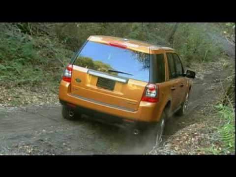 Motorweek Video of the 2008 Land Rover LR2