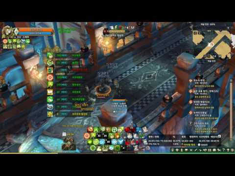 TOS Chaplain Inquisitor 290 Instance Castle Dungeon solo all-kill play
