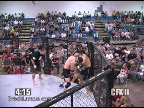 CFX Fights - James Fuller VS Nate Homme