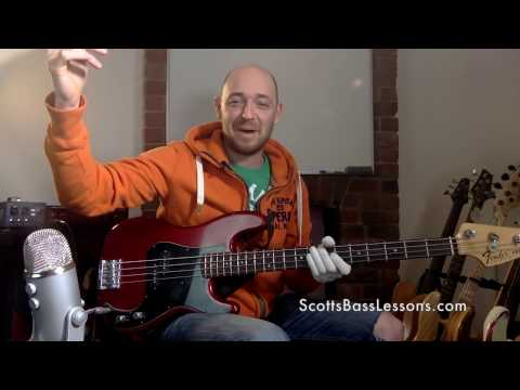 How to Unlock Your Bass Fingerboard (EPIC Scale Exercise) /// Scott's Bass Lessons
