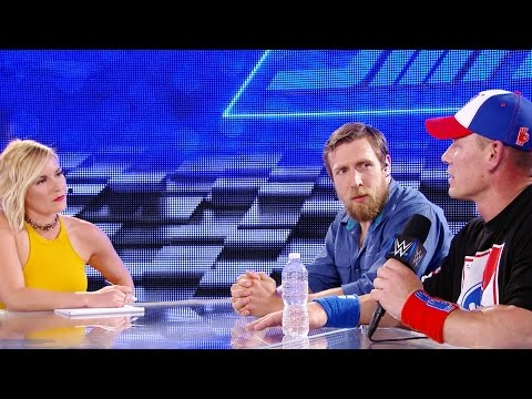 Does John Cena think anyone in the New Era can take his place?: WWE Talking Smack, Aug. 16, 2016
