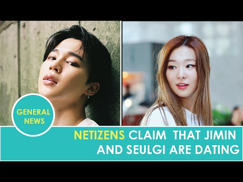 jimin seulgi dating rumor