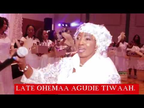Download LATE OHEMAA AGUDIE TIWAAH GONE, BUT LIVES IN OUR HEARTS