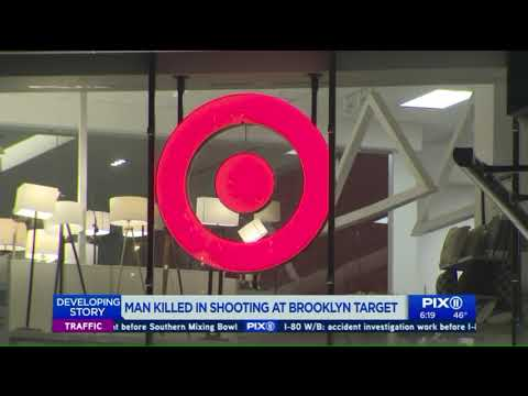 Man fatally shot at Target in Downtown Brooklyn