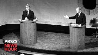 Ford vs. Carter: The first 1976 presidential debate