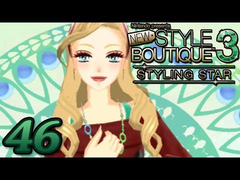 New Style Boutique 3 Styling Star ~ ANGELIQUES VACATION INVITATION Part 46 ~ Gameplay Walkthrough