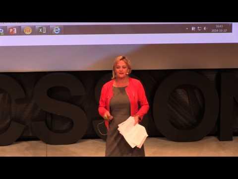 #EBIF CEO Eva Hamilton, Sveriges Television; Why streaming television is successful.