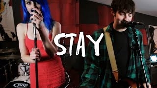 "Video Zedd, Alessia Cara ""Stay"" PUNK ROCK COVER!! (Dave Days & Quote Unquote) download MP3, 3GP, MP4, WEBM, AVI, FLV Maret 2018"