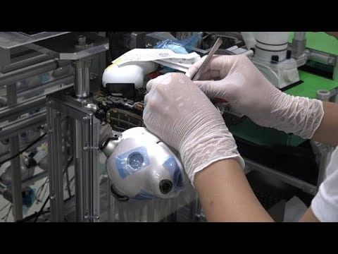 ソニー、進化する「aibo」工場 増産へ全速