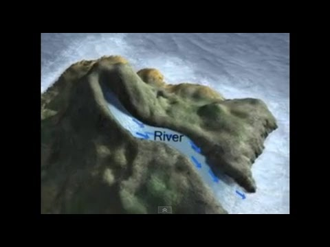 Water Cycle 3D  Animation