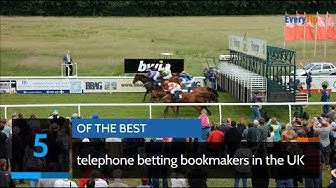 Best Telephone Betting Bookmakers In UK