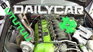 #2 DailyCar Project - složení motoru