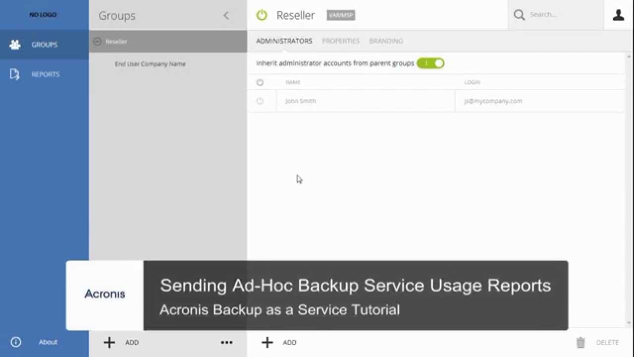 Acronis backup cloud tutorial sending ad hoc backup service usage acronis backup cloud tutorial sending ad hoc backup service usage reports baditri Image collections