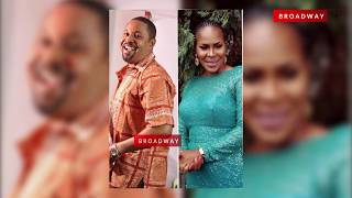 13 Years After Is Faithia Williams And Saheed Balogun Back Together