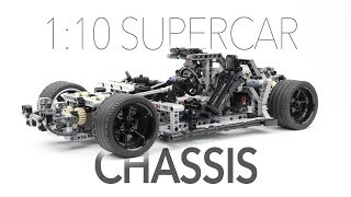 Quick video about the chassis of the Volcano RS Supercar Instructio...