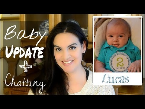 4 Month Old Baby Talking and Making Conversation from YouTube · Duration:  55 seconds