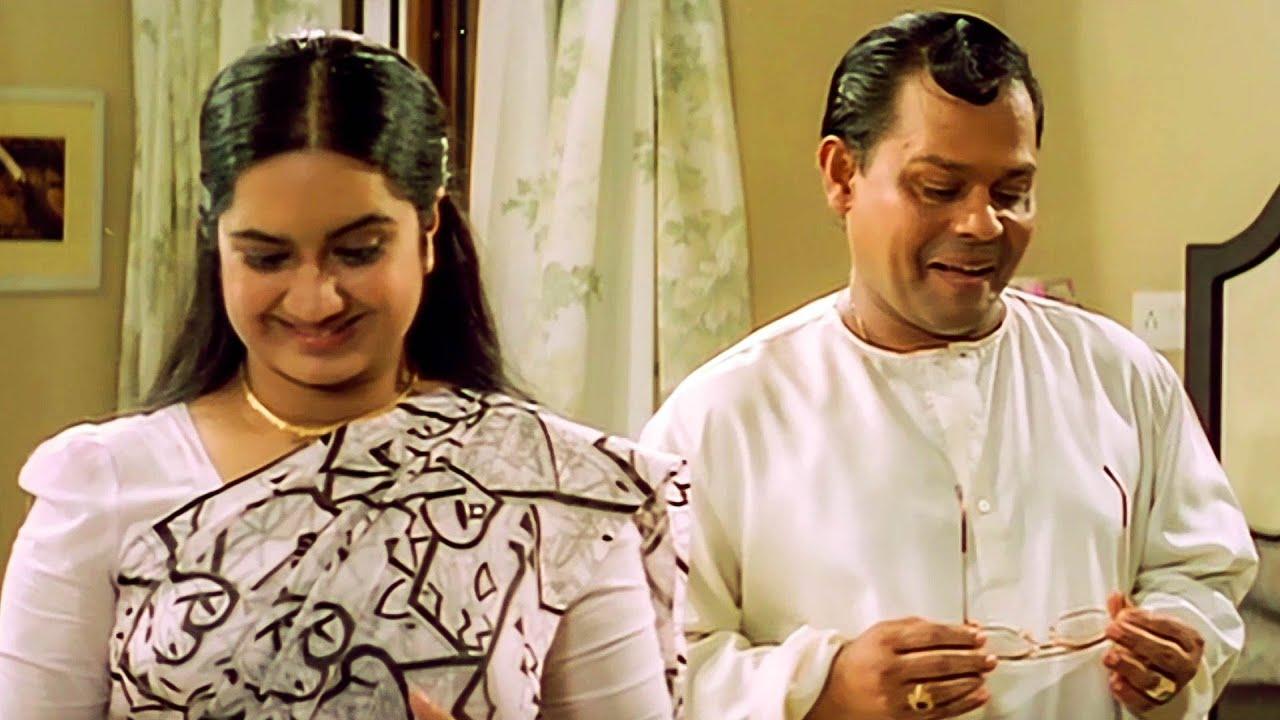എന്റെ അമ്മച്ചിക്കും ഞാൻ മാത്രമേ ഉള്ളു ...   Innocent & Kalpana Comedy Scene