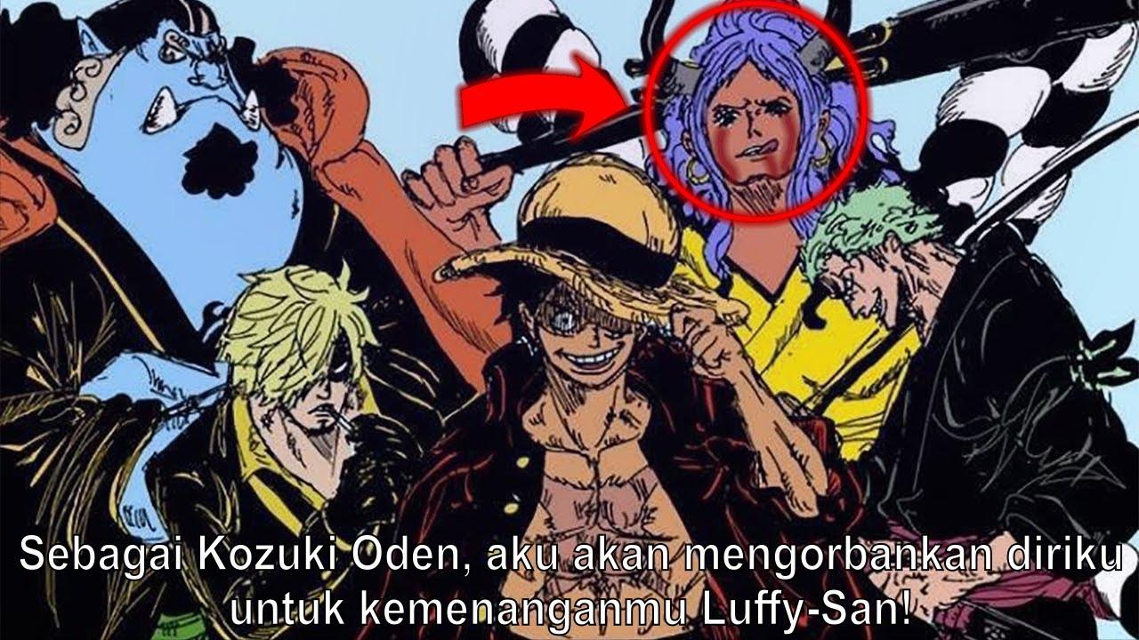 YAMATO AKAN MATI? ALASAN YAMATO TIDAK AKAN IKUT BERLAYAR! - One Piece 987+ (Teori)