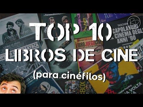 TOP10 | LIBROS de CINE (para cinéfilos).