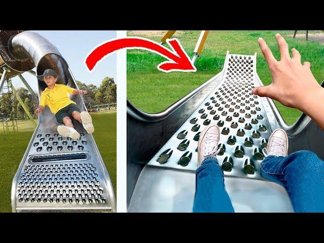 10 Parques Infantiles que No Creerás que Existen (Parte 2)