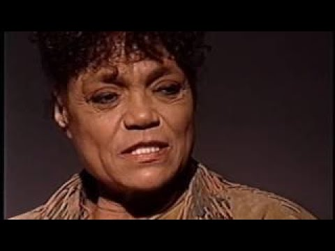 Eartha Kitt, Reiko Douglas Rare 1988 TV Interview