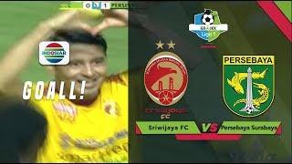 Download Video Gol Jarak Jauh Vizcarra - SFC (1) v Persebaya (1) | Go-Jek LIGA 1 bersama Bukalapak MP3 3GP MP4