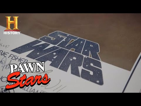 Pawn Stars: ULTRA RARE STAR WARS COLLECTION (Season 17) | History