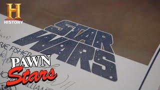 Pawn Stars: ULTRA RARE STAR WARS COLLECTION (Season 17) | History