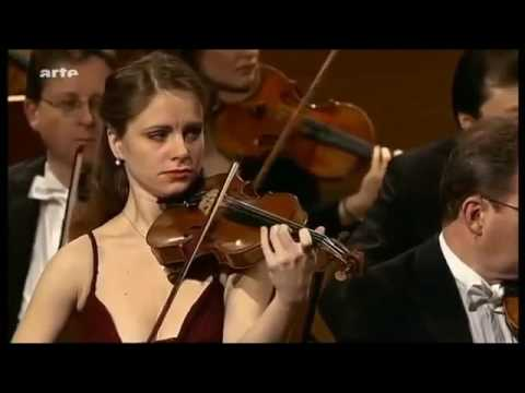 Julia Fischer - Brahms - Daniel Müller- Double Concerto in A minor, Op 102