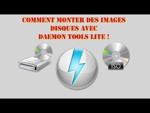 tuto comment monter une image iso avec daemon tools youtube. Black Bedroom Furniture Sets. Home Design Ideas